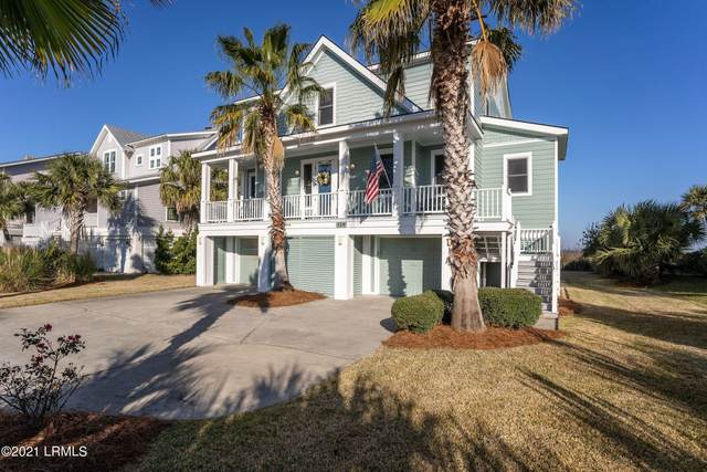 158 Harbor Drive N, Harbor Island, SC 29920 (MLS #169450) :: Shae Chambers Helms | Keller Williams Realty