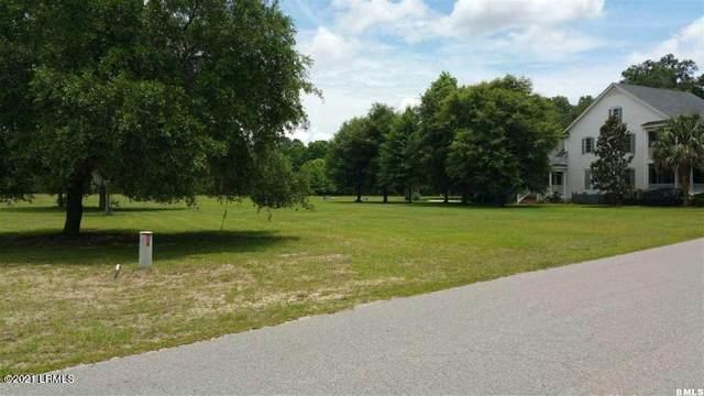 140 Coosaw Club Drive, Beaufort, SC 29907 (MLS #169477) :: Shae Chambers Helms | Keller Williams Realty
