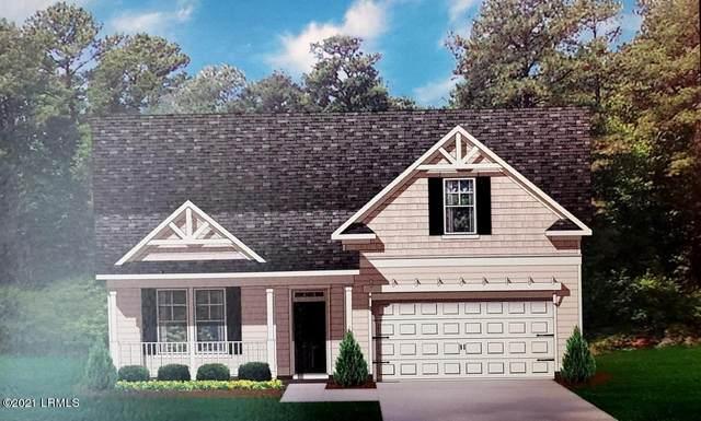 30 White Heron Drive, Beaufort, SC 29907 (MLS #169487) :: Shae Chambers Helms | Keller Williams Realty