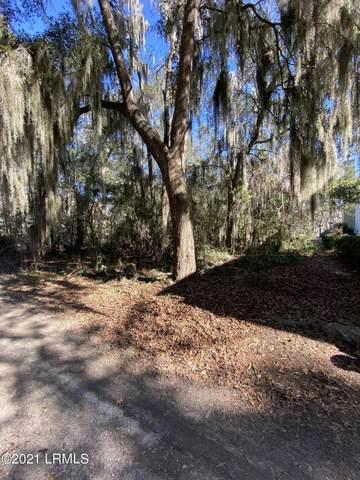 21 Park Way, Beaufort, SC 29907 (MLS #169488) :: Shae Chambers Helms | Keller Williams Realty