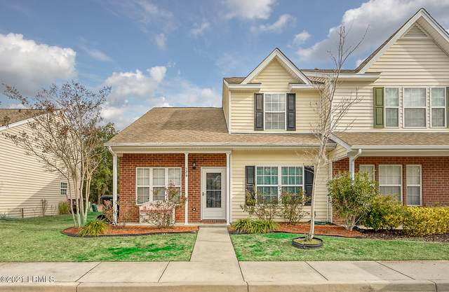 526 Candida Drive, Beaufort, SC 29906 (MLS #169506) :: RE/MAX Island Realty