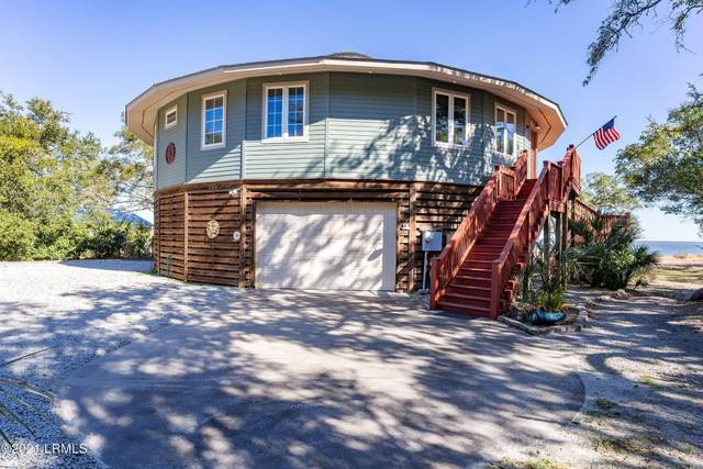 203 Sea Pines Drive, St. Helena Island, SC 29920 (MLS #169508) :: Shae Chambers Helms | Keller Williams Realty