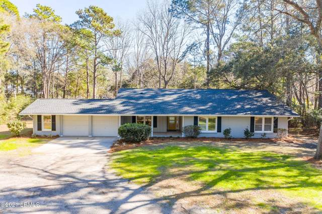 12 Moultrie Court, Beaufort, SC 29907 (MLS #169512) :: Shae Chambers Helms | Keller Williams Realty