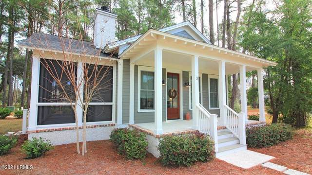 3 Carriage Run, Beaufort, SC 29906 (MLS #169522) :: RE/MAX Island Realty