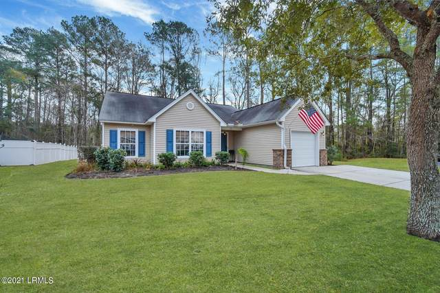 125 Holly Ridge Drive, Bluffton, SC 29910 (MLS #169537) :: RE/MAX Island Realty