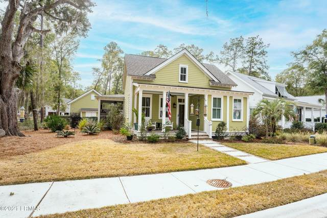 18 Sweet Olive Drive, Beaufort, SC 29907 (MLS #169539) :: RE/MAX Island Realty