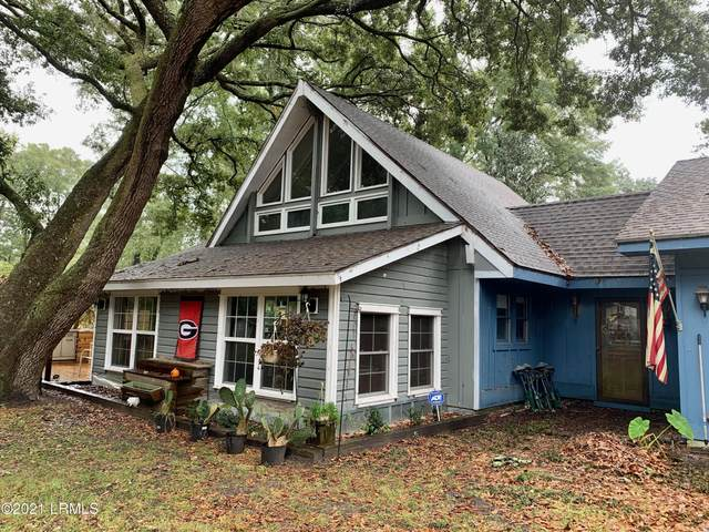 7606 Joe Allen Drive, Beaufort, SC 29906 (MLS #169540) :: RE/MAX Island Realty