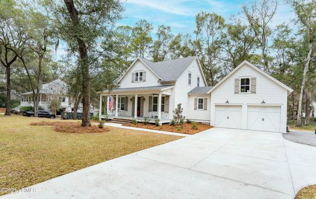 241 Green Winged Teal Drive S, Beaufort, SC 29907 (MLS #169549) :: Shae Chambers Helms | Keller Williams Realty