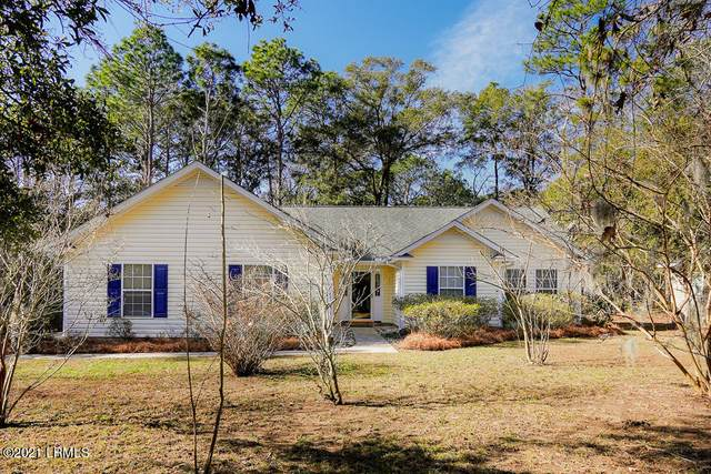 145 Middle Road, Beaufort, SC 29907 (MLS #169557) :: Shae Chambers Helms | Keller Williams Realty