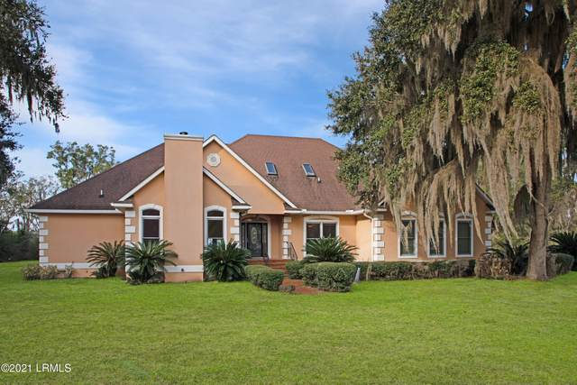31 Holland Court, St. Helena Island, SC 29920 (MLS #169574) :: Shae Chambers Helms | Keller Williams Realty