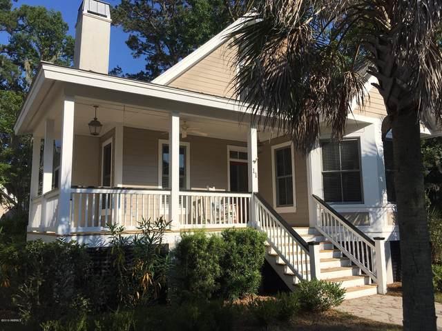 11 Clark Street, Beaufort, SC 29907 (MLS #169582) :: Coastal Realty Group