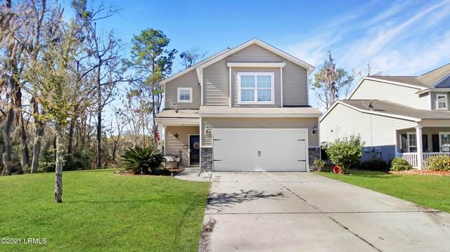 32 Waccamaw Way, Beaufort, SC 29906 (MLS #169625) :: RE/MAX Island Realty