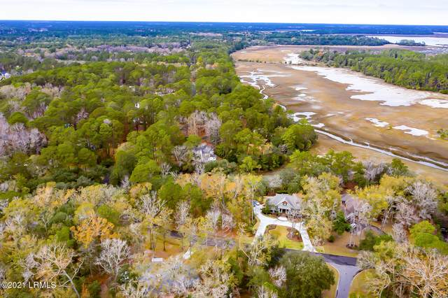 35 Spartina, Bluffton, SC 29910 (MLS #169633) :: RE/MAX Island Realty