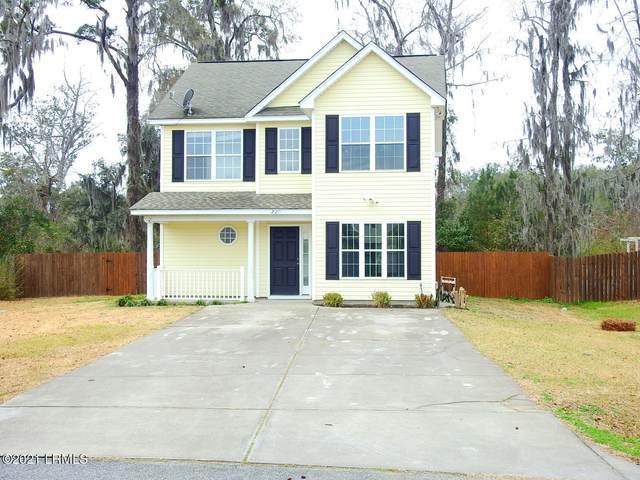 71 Wintergreen Drive, Beaufort, SC 29906 (MLS #169635) :: RE/MAX Island Realty