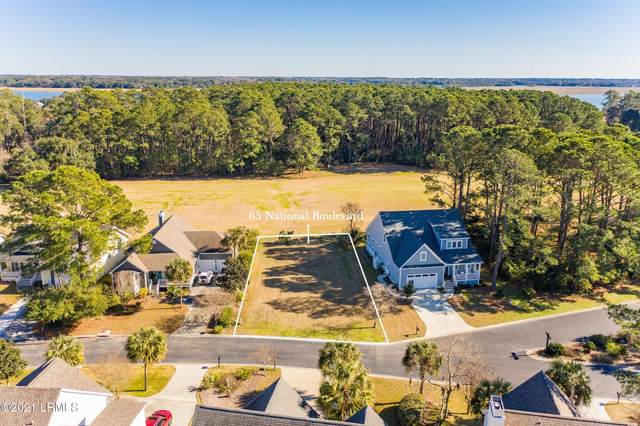 65 National Boulevard, Beaufort, SC 29907 (MLS #169641) :: Coastal Realty Group