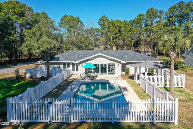140 Francis Marion Circle, Beaufort, SC 29907 (MLS #169657) :: RE/MAX Island Realty