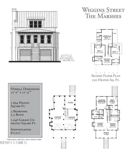 1 Manassas Junction, Beaufort, SC 29907 (MLS #169674) :: Shae Chambers Helms | Keller Williams Realty