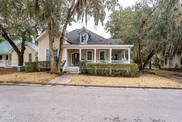 22 Holbrook Drive, Beaufort, SC 29902 (MLS #169688) :: RE/MAX Island Realty