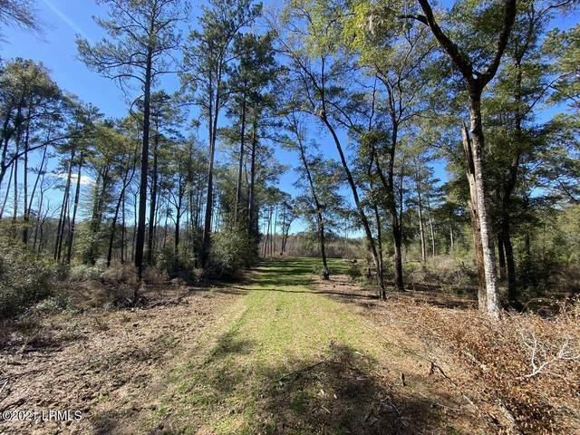 4200 Sand Hills Road, Tillman, SC 29943 (MLS #169701) :: Coastal Realty Group