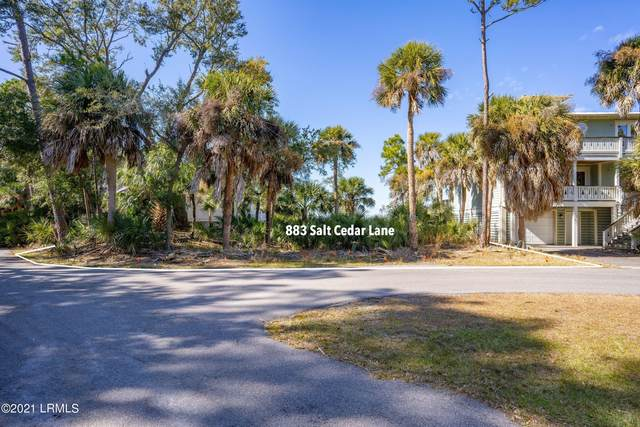 883 Salt Cedar Lane, Fripp Island, SC 29920 (MLS #169712) :: RE/MAX Island Realty