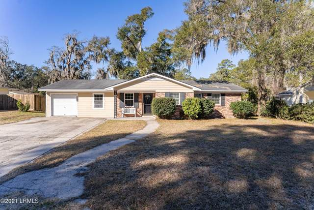 614 Mystic Drive W, Beaufort, SC 29902 (MLS #169714) :: RE/MAX Island Realty