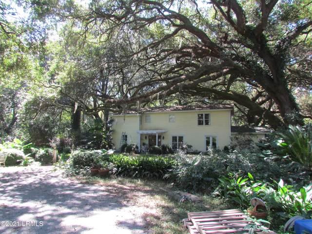 38 Sundown, Beaufort, SC 29906 (MLS #169729) :: RE/MAX Island Realty