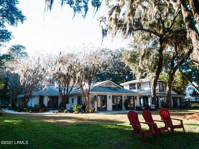 230 Distant Island Drive, Beaufort, SC 29907 (MLS #169744) :: Shae Chambers Helms | Keller Williams Realty