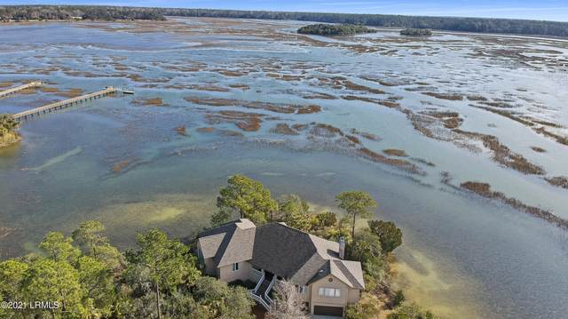 16 S Oak Forest Drive, Callawassie Island, SC 29909 (MLS #169777) :: Shae Chambers Helms | Keller Williams Realty