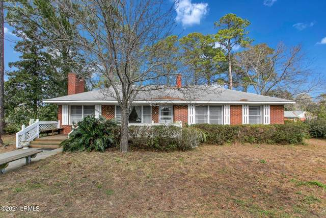 2403 Scheper Lane, Beaufort, SC 29902 (MLS #169782) :: RE/MAX Island Realty