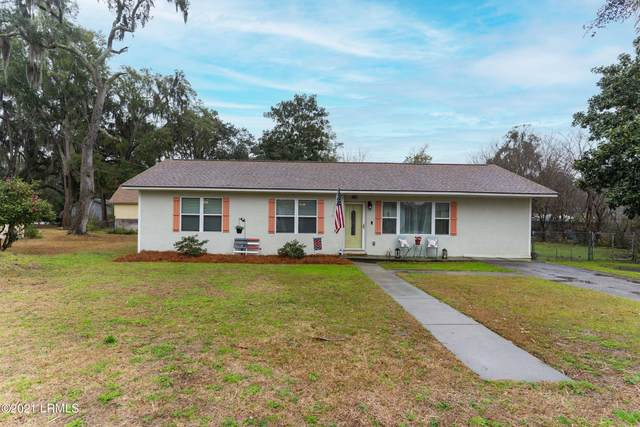 1105 15th Street, Port Royal, SC 29935 (MLS #169804) :: RE/MAX Island Realty