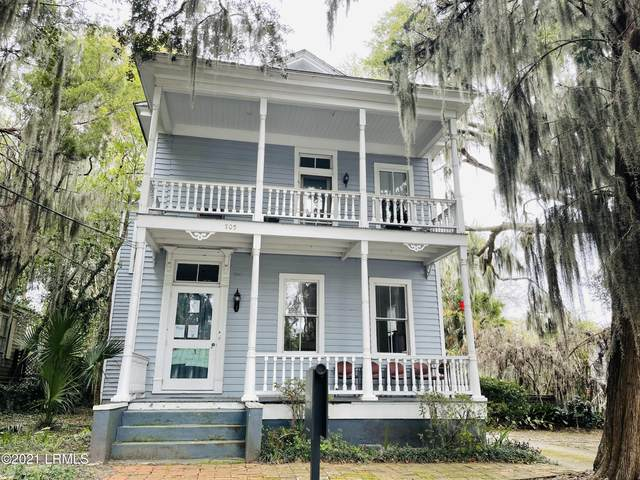 705 Prince Street, Beaufort, SC 29902 (MLS #169814) :: RE/MAX Island Realty