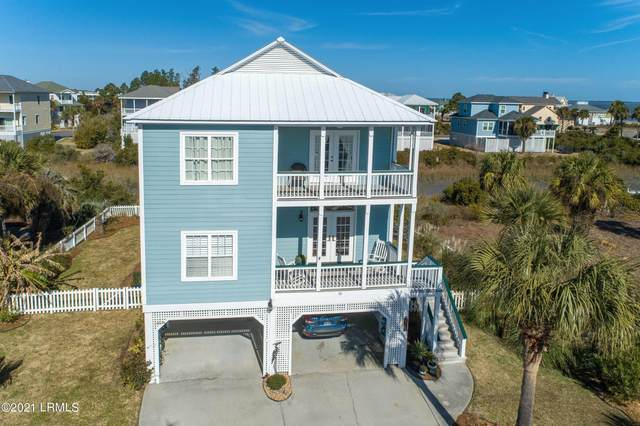 10 Sand Dollar Court, Harbor Island, SC 29920 (MLS #169816) :: Shae Chambers Helms | Keller Williams Realty