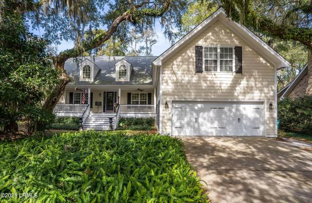 2504 Stratford Lane, Beaufort, SC 29902 (MLS #169826) :: RE/MAX Island Realty