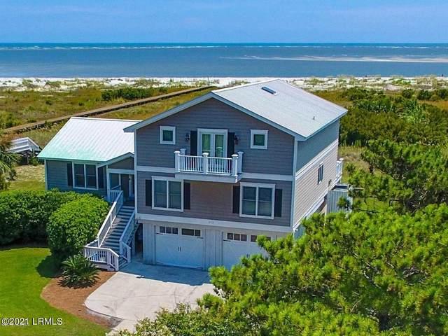 775 Marlin Drive, Fripp Island, SC 29920 (MLS #169842) :: RE/MAX Island Realty