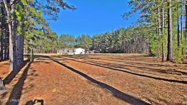 460 Warrens Way, Ridgeland, SC 29936 (MLS #169863) :: RE/MAX Island Realty