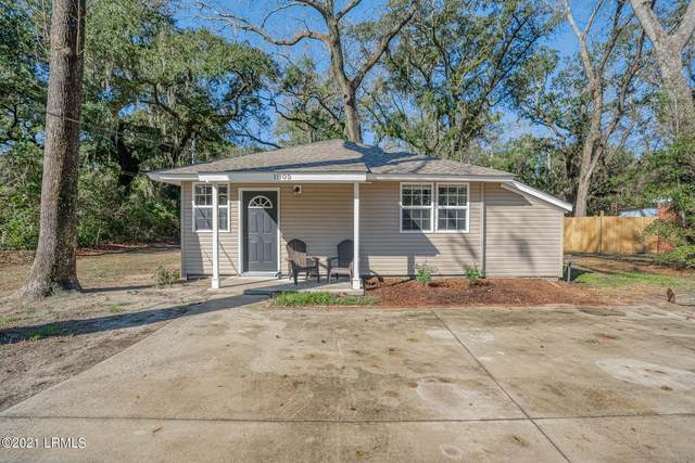 1805 Battery Park Drive, Port Royal, SC 29935 (MLS #169902) :: Shae Chambers Helms | Keller Williams Realty