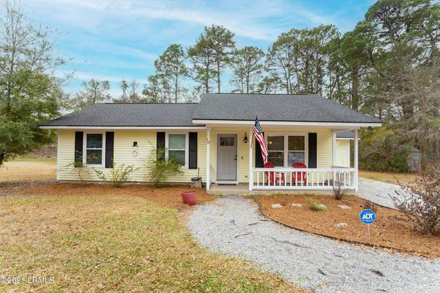 18 Hewlett Road, Beaufort, SC 29907 (MLS #169910) :: Shae Chambers Helms | Keller Williams Realty