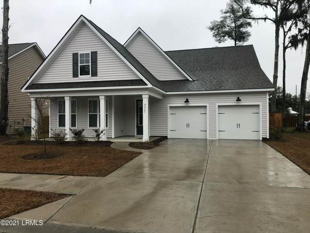 4265 Sage Drive, Beaufort, SC 29907 (MLS #169912) :: RE/MAX Island Realty