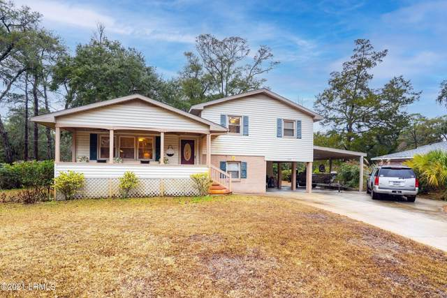 608 Mystic Drive W, Beaufort, SC 29902 (MLS #169925) :: RE/MAX Island Realty