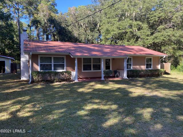 3005 Walnut Street, Beaufort, SC 29906 (MLS #169926) :: Coastal Realty Group