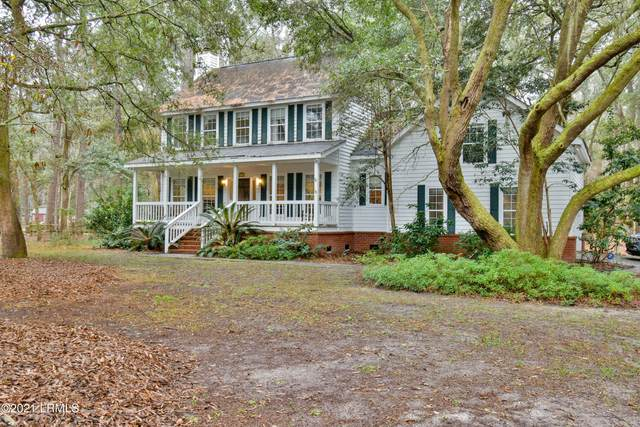 115 Walling Grove Road, Beaufort, SC 29907 (MLS #169939) :: Coastal Realty Group