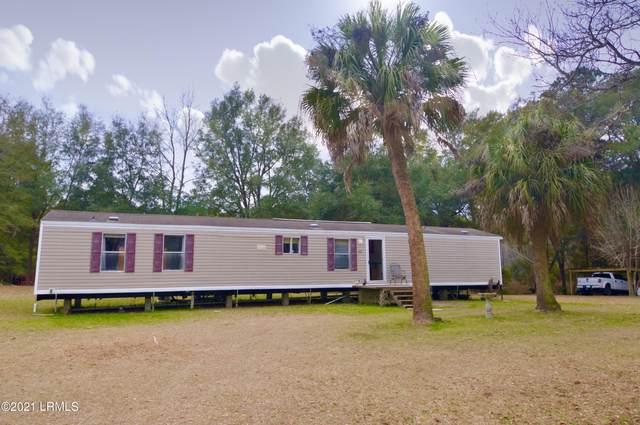 93 Murray Drive, Beaufort, SC 29906 (MLS #169943) :: Shae Chambers Helms | Keller Williams Realty