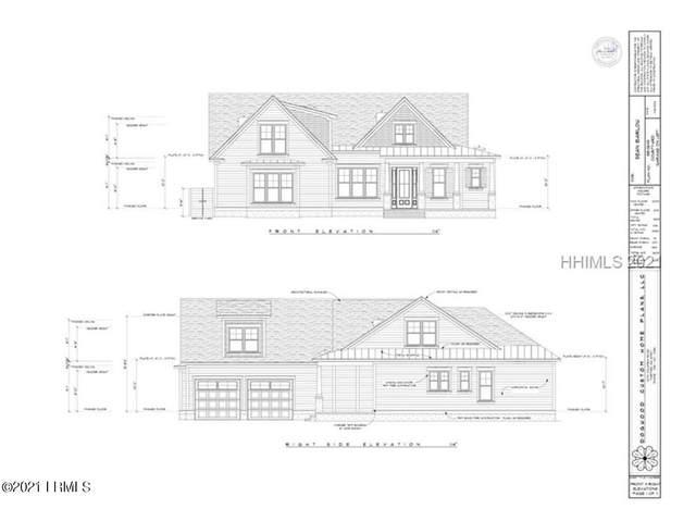 5 Greenwood Drive, Bluffton, SC 29910 (MLS #169973) :: RE/MAX Island Realty