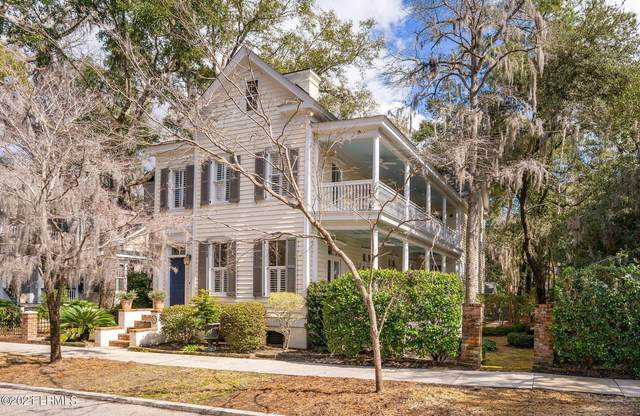 6 Prescient Avenue, Beaufort, SC 29907 (MLS #169988) :: Coastal Realty Group