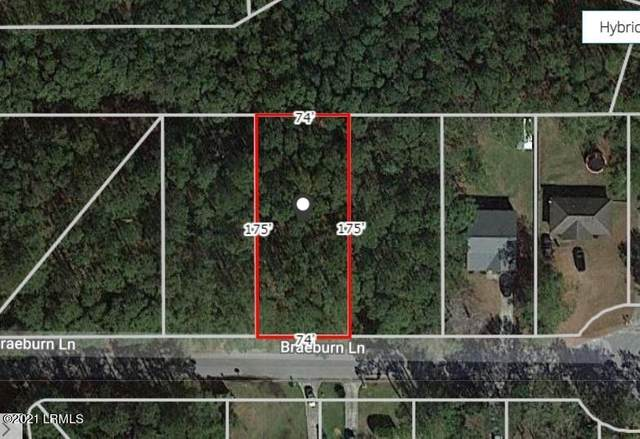 23 Braeburn Lane, Beaufort, SC 29907 (MLS #170003) :: RE/MAX Island Realty