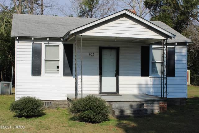 103 Freeman Street, Hampton, SC 29924 (MLS #170008) :: Coastal Realty Group