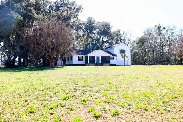 68 Stuart Point Road, Seabrook, SC 29940 (MLS #170012) :: RE/MAX Island Realty