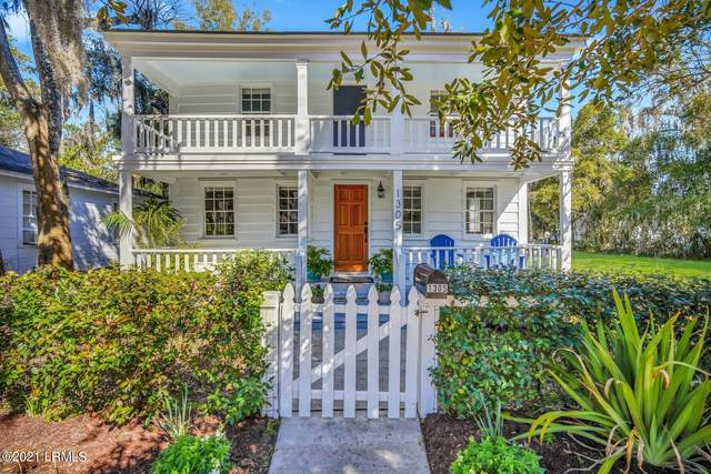 1305 Duke Street, Beaufort, SC 29902 (MLS #170022) :: RE/MAX Island Realty