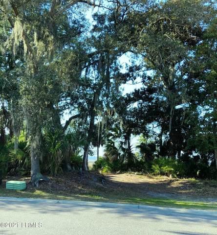 156 Davis Love Drive, Fripp Island, SC 29920 (MLS #170023) :: Coastal Realty Group