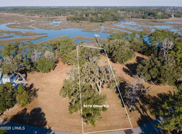 1079 Otter Circle, Beaufort, SC 29902 (MLS #170038) :: RE/MAX Island Realty